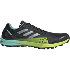 adidas TERREX Speed Pro Trail Running Shoes Men, zwart/grijs
